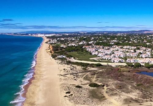 Ancao Beach Dunas Douradas
