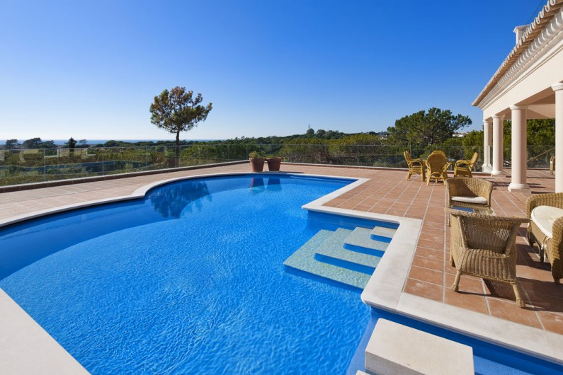 6 Bed Villa with two Pools