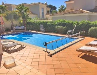 3 Bedroom Villa with Heated Pool