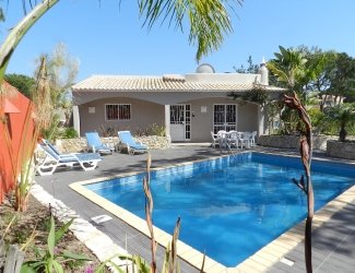 3 Bed with Pool