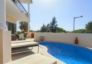 3 Bed Duplex with Pool
