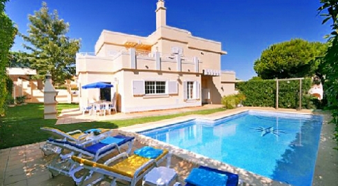 4 Bed Detached Algarve Villa