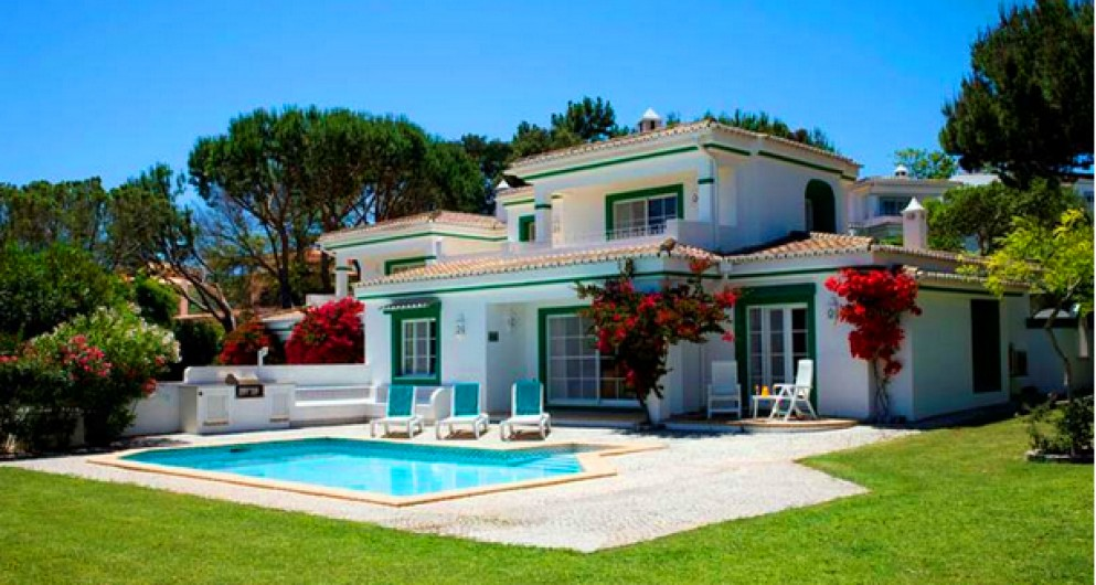 3 Bed Villa with Private Pool