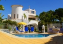 3 Bed Rustic Villa with Pool