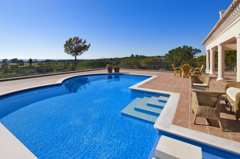 Large Villa with Two Pools