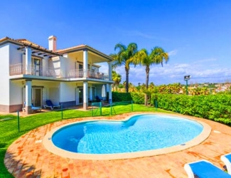 3 Bed with Private Pool