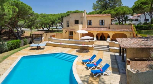 Moroccan Style Villa