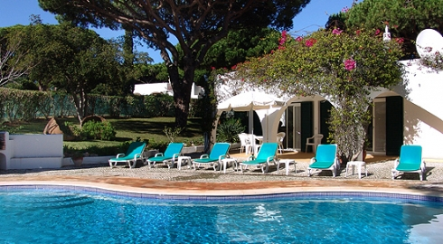 3 Bed Villa with Pool