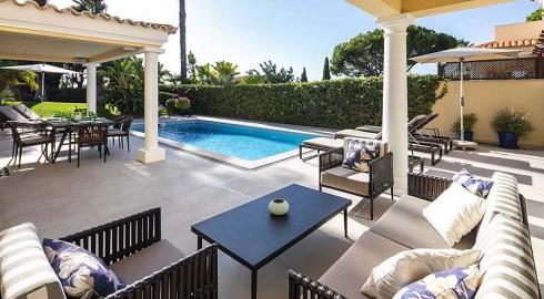 Three Bedroom Villa in Fazenda Santiago