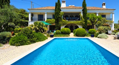 6 Bed Villa North of Vilamoura