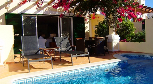 3 Bed Villa with Roof Terrace