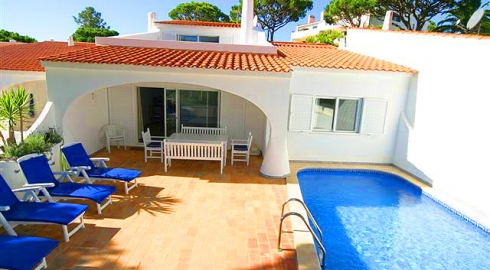 3 Bed Villa with Tennis Views