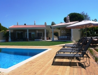 6 Bed Villa with Heated Pool