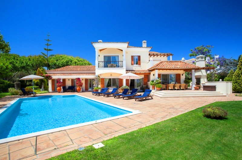 5 Bed Villa with Golf Views